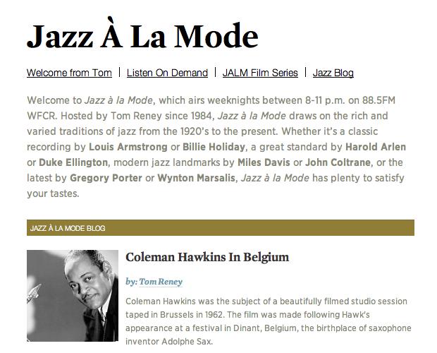 Jazzalamode